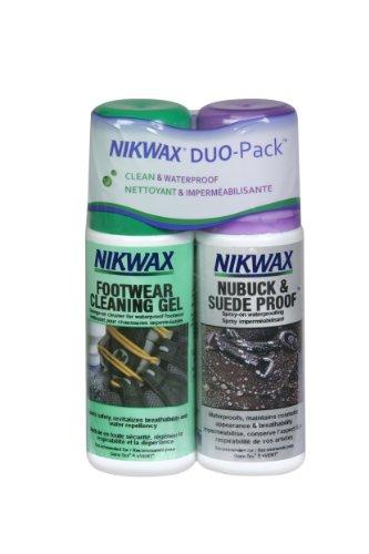 Nikwax Nubuck & Suede Duo Spray-On, 4.2oz