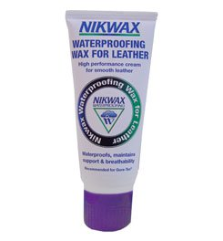 Nikwax Waterproofing Wax for Leather, 3.4oz
