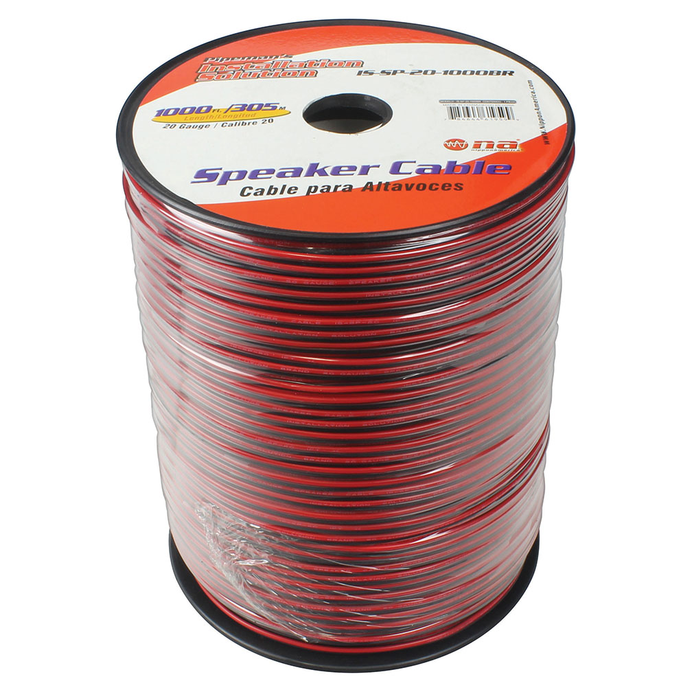 Installation Solutions Speaker Cable 1000FT