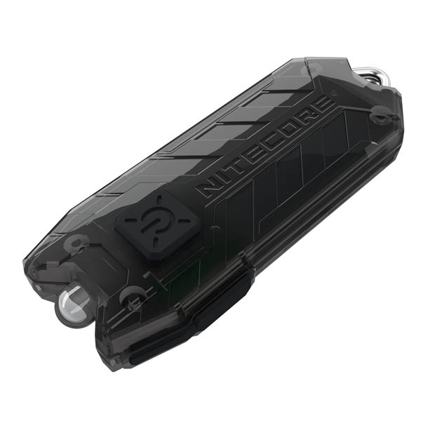 Tube Keylight, Rechargeable, 45 lm, Black