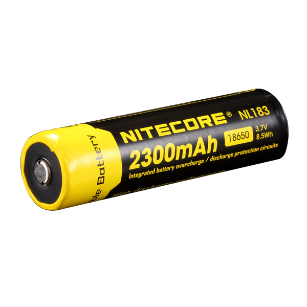 18650 Rechargeable Battery, 2300mAH
