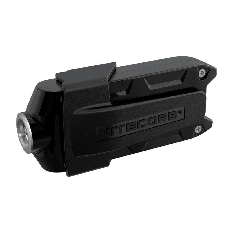 Nitecore TIP Rechargeable Keychain Light-Black