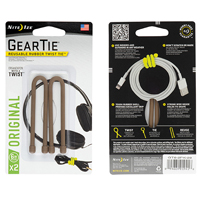 KIT GTK6-A1-4R7 TWIST TIE ASST