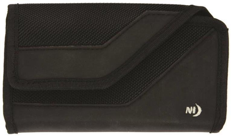 Nite Ize CCSXL-03-01 Clip Case Sideway Holster, 3.6 oz, 6.2 in W x 3.6 in D x 1.6 in H