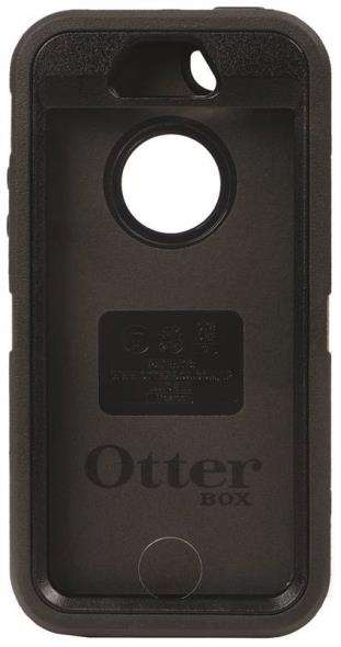Otterbox 77-33322P1 Cell Phone Defender Case, 3.16 in W x 5.39 in D x 1.33 in H, For Use With Apple IPhone 5/5S