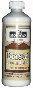 Mohawk Finishing Products M810-2005 Bristol Cream Polish