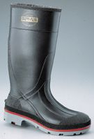 "Norcross Servus+ Size 11 15"" XTP+ Chemical Resistant PVC Boot WIth Steel Toe And Triple Density Technology+ (TDT+) Sole"