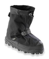 "Norcross Neos+ Large 11"" Black STABILicer+ Voyager+ Overshoe With Duraflex Quick Release Buckle And 32 Replaceable Spikes"