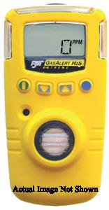 BW Technologies Yellow GasAlert Extreme Portable Oxygen Monitor