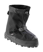 "Servus� by Honeywell NEOS� Voyager 3X 11"" H Black 2.5 mm Polyurethane/500 Denier Nylon Overshoes With Plain Toe And STABILicers�"
