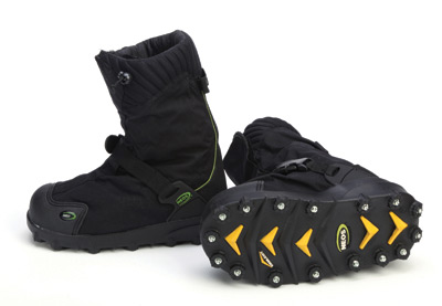 Servus� by Honeywell 3X NEOS� Explorer Black Insulated Rubber And Nylon Overshoes With STABILicers� Cleated Outsoles