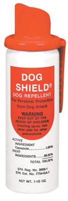 North� By Honeywell Dog Shield� SPRAY HALT II� 1 1/2 Ounce Animal Repellant Spray (1 Per Pack)