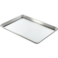 Nordic Ware 44600 Baker's Sheet Pan, 21 in L X 15 in W X 1 in H, Aluminum