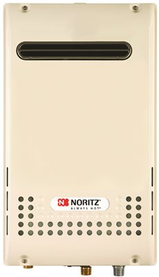 NORITZ TANKLESS WATER HEATER 9.8 GPM LIQUID PROPANE GAS OUTDOOR ULTRA LONOX