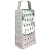 "4-SIDED GRATER 8.5"" S/S SATIN"