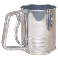 SIFTER FLOUR SS 3 CUP