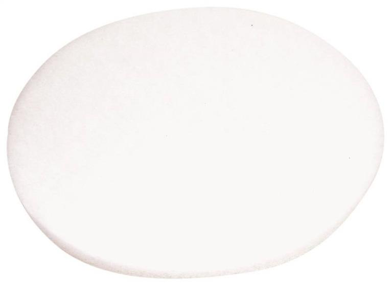 North American Paper 422214 Floor Machine Pads, Commercial, Polishing, 20 Inch