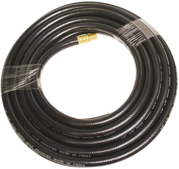 Nati 9411 Air Hose 25 ft, MNPT, 300 psi, PVC