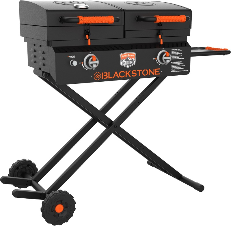 1550 TAILGATER COMBO GRILL