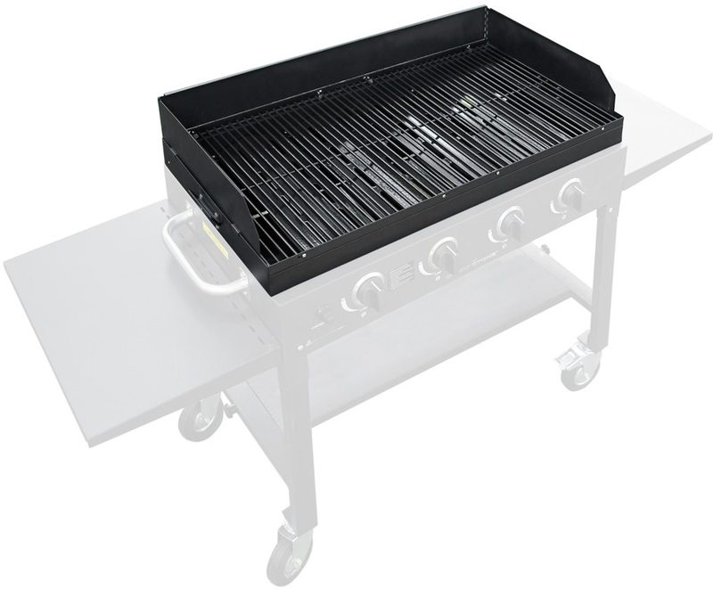 1514 36 IN. BLACK ACCSS GRILL BOX