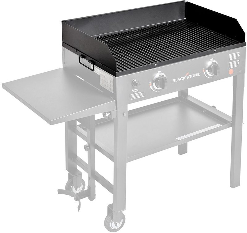 1521 28 IN. BLACK GRILL ACCSS BOX