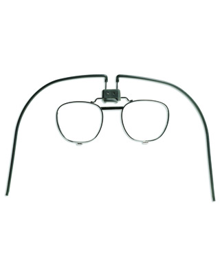 North+ Metal Eyeglass Frame Without Lenses For Use WIth 7600 Series Full Face Respirators
