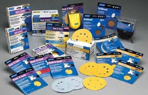 02209 5X8 80 HOOK & SAND DISC
