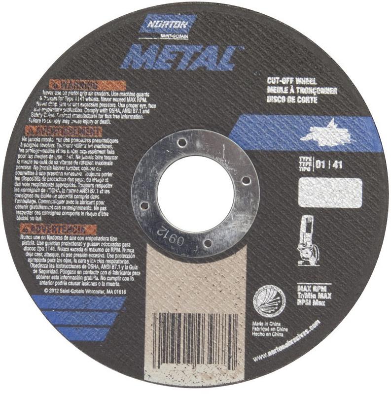 01618 5X.04X7/8 METAL WHEEL