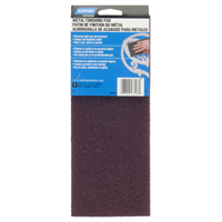 PAD ABRASIVE MAROON 4-3/8X11IN