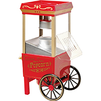 OLD FASHIONED POPCORN MACHINE