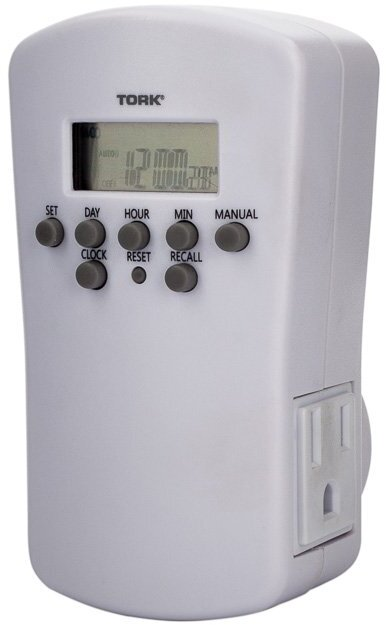 455E 7DAY DIGITAL TIMER
