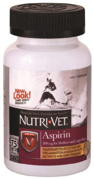 ASPIRIN DOG BUFFERED LG 300MG
