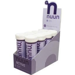 Nuun Active, 8 Tubes, Grape