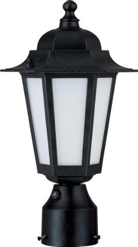TEXBL 1 13 Watts GU24 Post Lantern