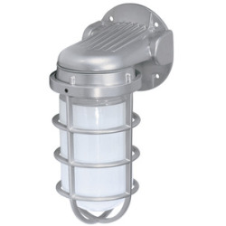 MESI 1 150 Watts SM Wall Mount W- Frosted Glass