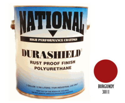 DURASHIELD RUST PROOF INDUSTRIAL ENAMELS - Burgundy Gal