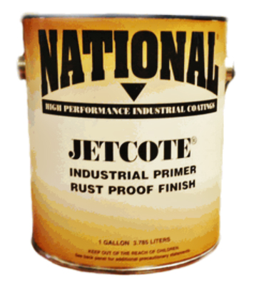 JETCOTE RUST PROOF INDUSTRIAL PRIMERS - White Oxide Gal
