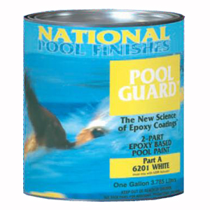 Pool Guard™ 2-Part Epoxy Pool Paint Royal Blue - 2 Gallon Kit