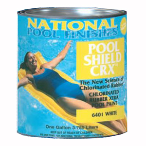 Pool Shield Crx™ Chlorinated Rubber Xtra Royal Blue - Gallon