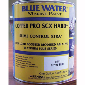 Copper Pro™ SCX™ 67 Boosted Hard Bottom Paint - Admiral Green Gallon