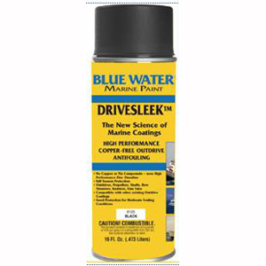 Drivesleek™ Outdrive Aerosol - Black