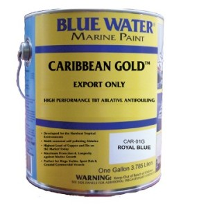 Caribbean Gold™ - Export Only Bottom Paint Bottom Paint - Royal Blue Gallon