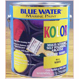 Kolor™ Bright Color 45 Ablative Bottom Paint - White Quart