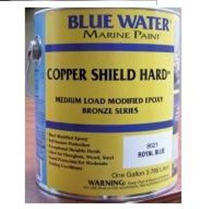 Copper Shield 35% Hard™ Bottom Paint - Admiral Green Quart