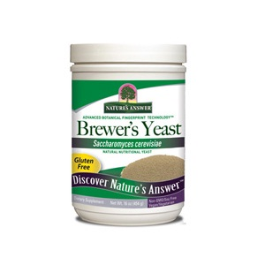 Natures Answer Brewers Yeast (1x16 OZ)