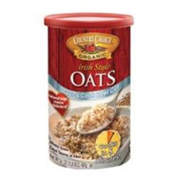 Oats - Organic - Steel Cut - Quick ( 6 - 24 OZ )