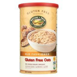 Organic Oats - Old Fashioned ( 6 - 18 OZ )