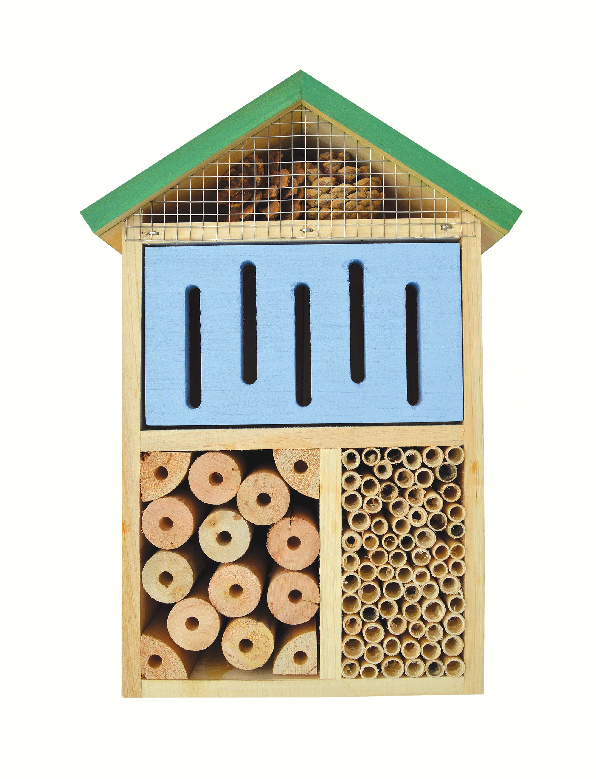 4 Chamber Insect House