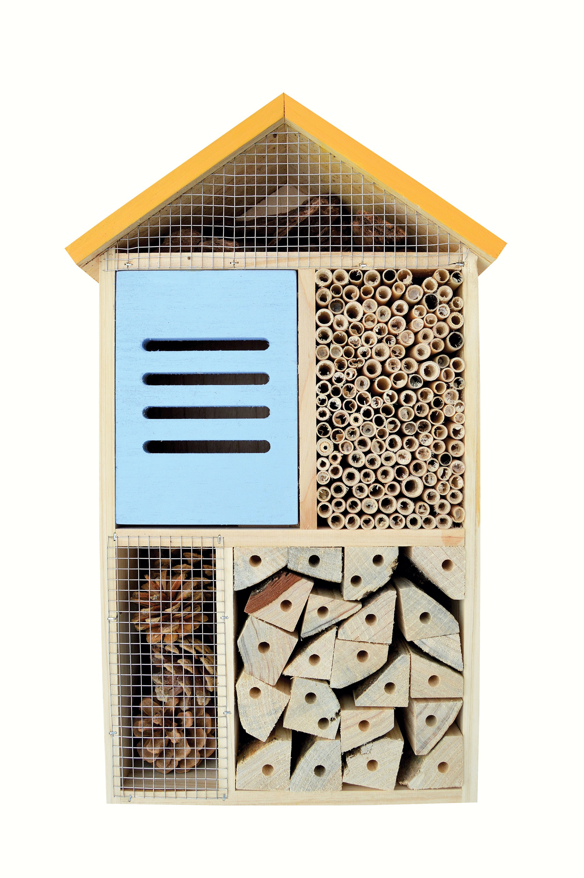 5 Chamber Insect House