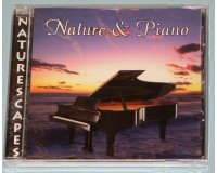 Nature and Piano CD